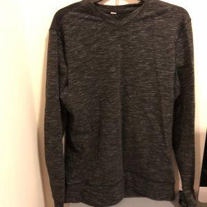 lululemon athletica Tops - Grey Lululemon Sweatshirt